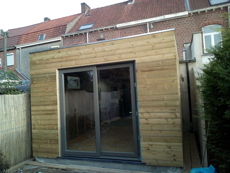 extension de maison sur mesure en Belgique et dans le nord